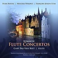 フルート協奏曲集 (Flute Concertos  Benoit, Waelput & Fetis / Gaby Pas-Van Riet)