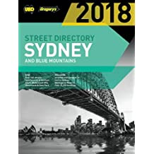 Sydney & Blue Mountains Street Directory 2018 54th ed: including Truckies