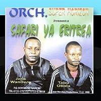 Safari Ya Eritrea by Various Artistes MCSK