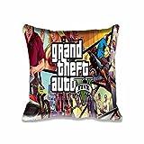 Grand Theft Auto V枕カバーカスタム20