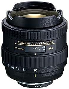 Tokina 魚眼レンズ AT-X 107 DX Fisheye 10-17mm F3.5-4.5 (IF) キヤノン用 APS-C対応