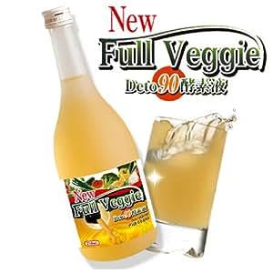 ニューフルベジデト(New Full Veggie Deto)90酵素液