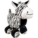 Kong TenniShoes Zebra Large Dog Toy