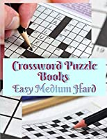 Crossword Puzzle Books Easy Medium Hard: USA Today Crossword Puzzle Books For Adults, Easy Crosswords Puzzle Book, Puzzles & Trivia Challenges Specially Designed to Keep Your Brain Young