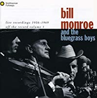 Off The Record, Vol. 1: Live Recordings, 1956-1969