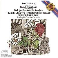 Rodrigo: Concierto de Aranjuez - Villa-Lobos: Guitar Concerto, W501