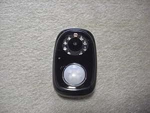 モーションセンサー防犯カメラ  赤外線 & 人体検知センサー搭載 動体感知 ワイヤレス防犯カメラ