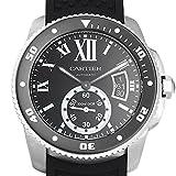 カルティエ メンズ腕時計 カリブル ドゥ カルティエ ダイバー W7100056