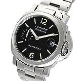 [パネライ] PANERAI ルミノール マリーナ ウォッチ 腕時計 ステンレススチール(SS) PAM00050 [中古]