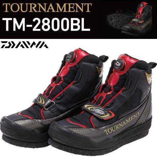ダイワ トーナメントフィッシングシューズ TM-2800BL