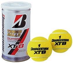 BRIDGESTONE(ブリヂストン) XT8 1缶(2球入)  BBA2XT