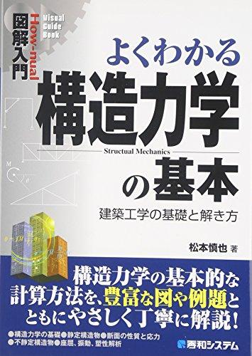 図解入門よくわかる構造力学の基本 (How‐nual Visual Guide Book)の詳細を見る