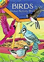Birds Sticker Activity Book (Dover Little Activity Books Stickers)