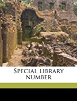 Special Library Number