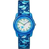 Timex Kid's Analog 28 mm Elastic Fabric Strap Watch