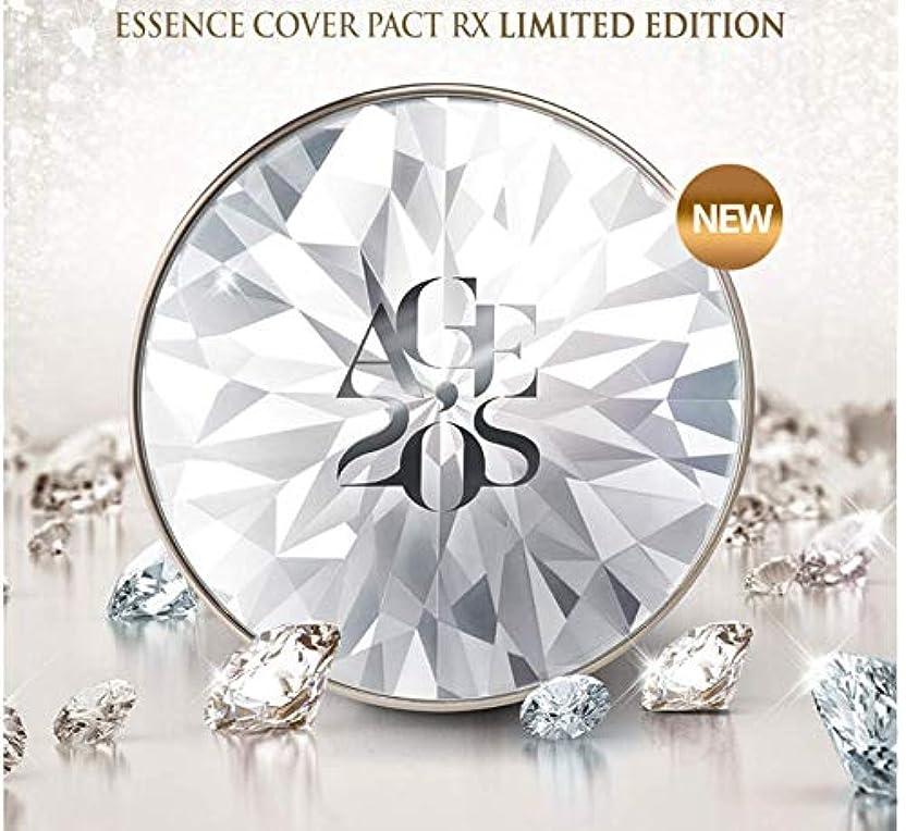 ジャンクカスケード長さAGE20'sシーズン10 エッセンスカバーファクトRXリアルダイヤモンド版 23号 12.5g / SEASON10 ESSENCE COVER PACT RX LIMITED EDITION #23 [並行輸入品]