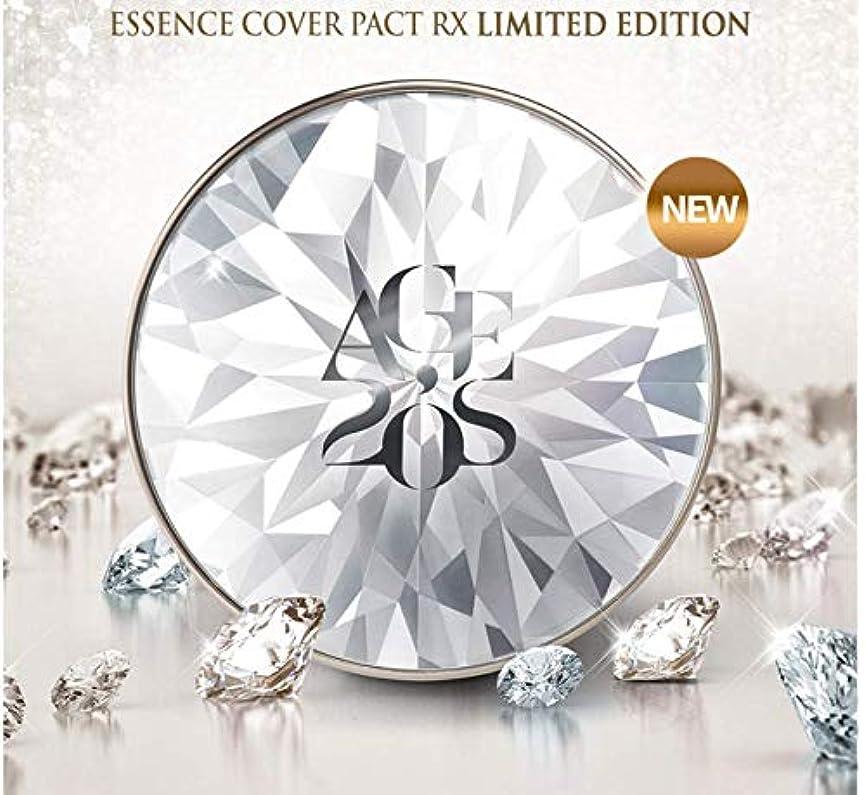 クモアナロジー心臓AGE20'sシーズン10 エッセンスカバーファクトRXリアルダイヤモンド版 23号 12.5g / SEASON10 ESSENCE COVER PACT RX LIMITED EDITION #23 [並行輸入品]