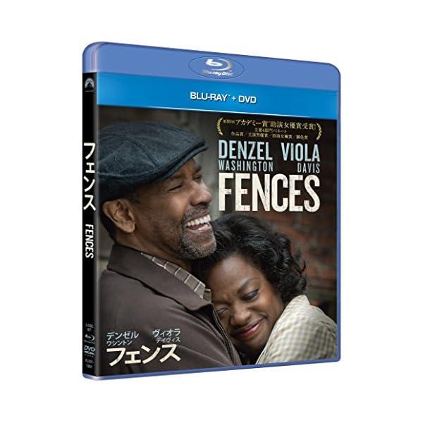 フェンス ブルーレイ+DVDセット [Blu-...の紹介画像2