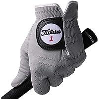 Titleist (タイトリスト) ゴルフ グローブ 手袋 左手用 タイトリスト・プロフェッショナルテック・グローブ TG56 GY
