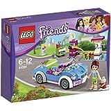 レゴ (LEGO) フレンズ ラブリーオープンカー 41091