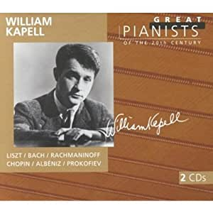 Great Pianists of the 20th C.