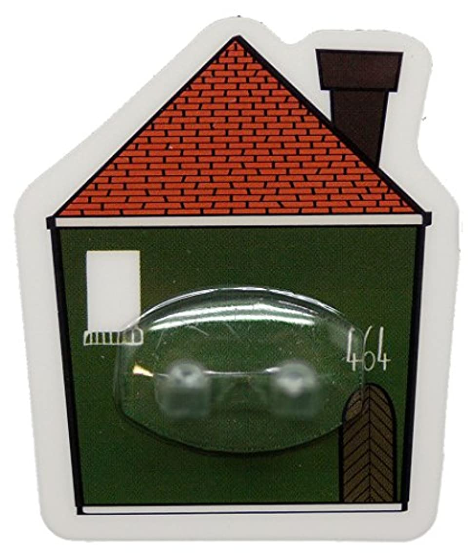 小屋モナリザインドPALAS & DECORE LUONNOS Nordis(ノルディス) マジックシートフック ハブラシホルダー ハウスグリーン NRD-10 A