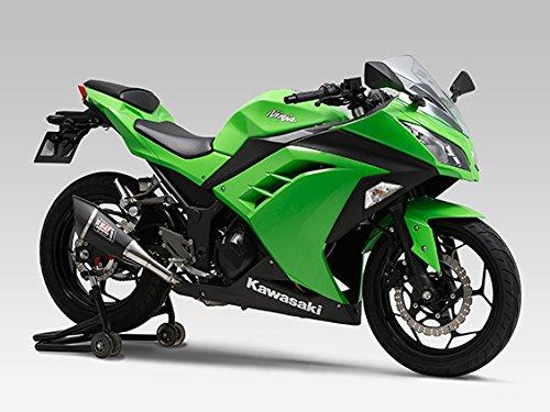 ヨシムラ(YOSHIMURA) バイクマフラー スリップオン R-11 サイクロン EXPORT SPEC 1エンド 政府認証 SM メタル マジックカバー Ninja250 [JBK-EX250L](13-15) Z250 [JBK-ER250C](13-15) 110-227-5E20 バイク オートバイ