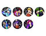 黒子のバスケ 缶バッジコレクション B BOX商品 1BOX=8個入り、全14種類