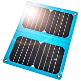 防災 キャンプ用 折り畳みスマート太陽光パネル