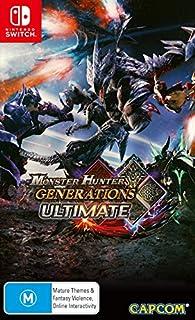 Monster Hunter Generations Ultimate (Nintendo Switch) (B07D2XKQJJ)   Amazon Products