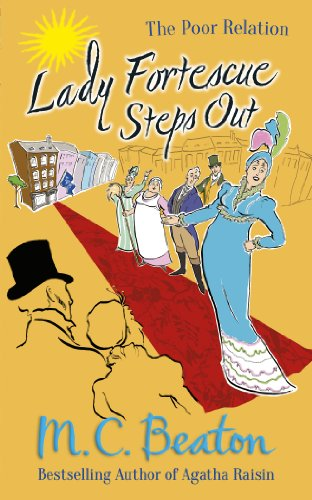 Lady Fortescue Steps Out (The Poor Relation series)