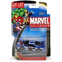 Marvel Universe Diecast Collection [Thor - Street Speeder]