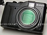 AcmaxxコーティングLens Armor UVフィルターfor Nikon Coolpix p8200/ p8100/ p8000デジタルカメラ