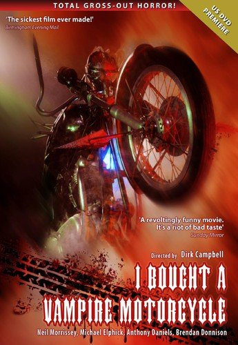 I Bought a Vampire Motorcycle / [DVD] [Import]