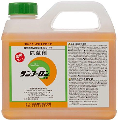 大成農材 除草剤 原液タイプ サンフーロン 2L