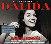 Very Best of by Dalida (2011-05-04)
