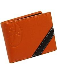 [カステルバジャック] castelbajac 2つ折り財布(ドロワット)071608 (オレンジ) [ウェア&シューズ] [ウェア&シューズ]
