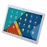 10インチ オクトコアタブレットPC 2G/32G Android 6.0 タブレット 178度 IPS液晶/高画質1900*1200 / Simフリー/ 1.6Ghz/ GPS搭載 (銀)