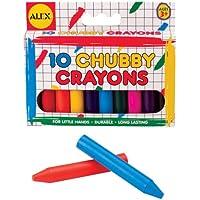 ALEX Toys アーティストスタジオ10 Chubby Crayons