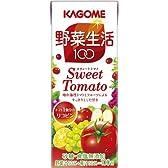 カゴメ 野菜生活100 Sweet Tomato 200ml×24本