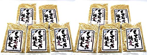 【2018年度産】 兵庫県 播州 福崎 特産 もちむぎ 精麦 300g×10パックセット 国産 播州 福崎 もち麦100%