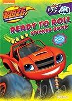 Blaze Ready to Roll Sticker Book (Blaze & the Monster Machines)