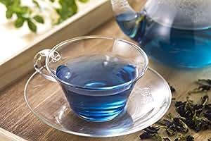 青い森の天然青色アンチャンブルーティー