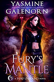 Fury's Mantle (Fury Unbound Book 5) by [Galenorn, Yasmine]