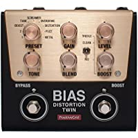 Positive Grid BIAS Distortion Twin -Tone Match Distortion Pedal (2 Button) トーンマッチペダル ポジティブグリッド