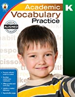 Academic Vocabulary Practice: Kindergarten