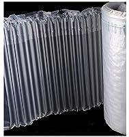 エアー ポケット クッション マット 包装緩衝材 (エアーポンプ,両面テープ,クリップ,説明書付属) 直径 40cm (幅 6m)