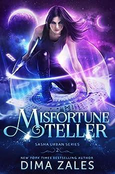 Misfortune Teller (Sasha Urban Series Book 2) by [Zales, Dima, Zaires, Anna]