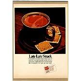 1965年 キャンベル トマトスープ Campbell  1960年代 アメリカ雑誌広告 インテリアポスターに