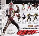 ガチャポン HGシリーズ 仮面ライダー32 改造人間仮面ライダー1号編 全8種セット